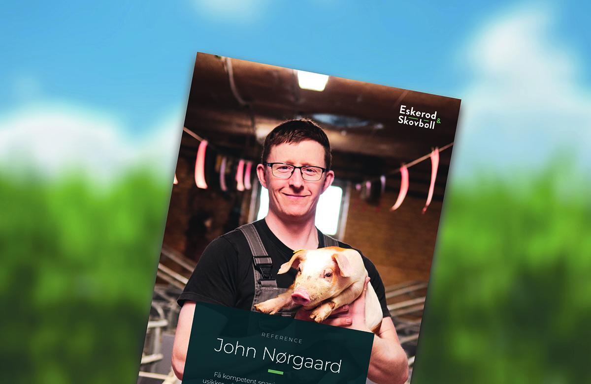 John Nørgaard kundecase