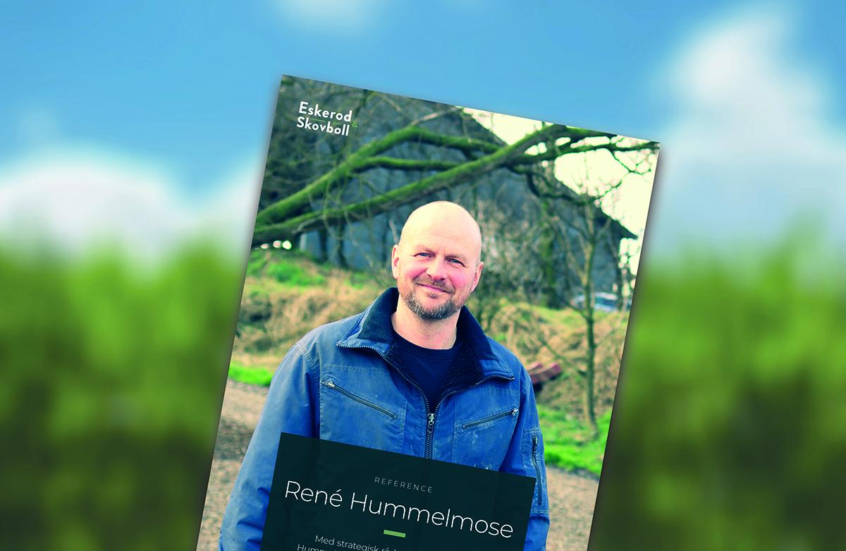 Rene Hummelmose kundecase