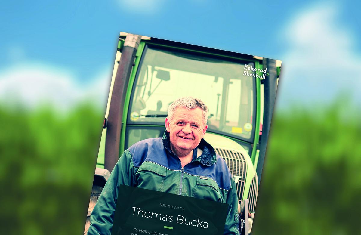 Thomas Bucka kundecase