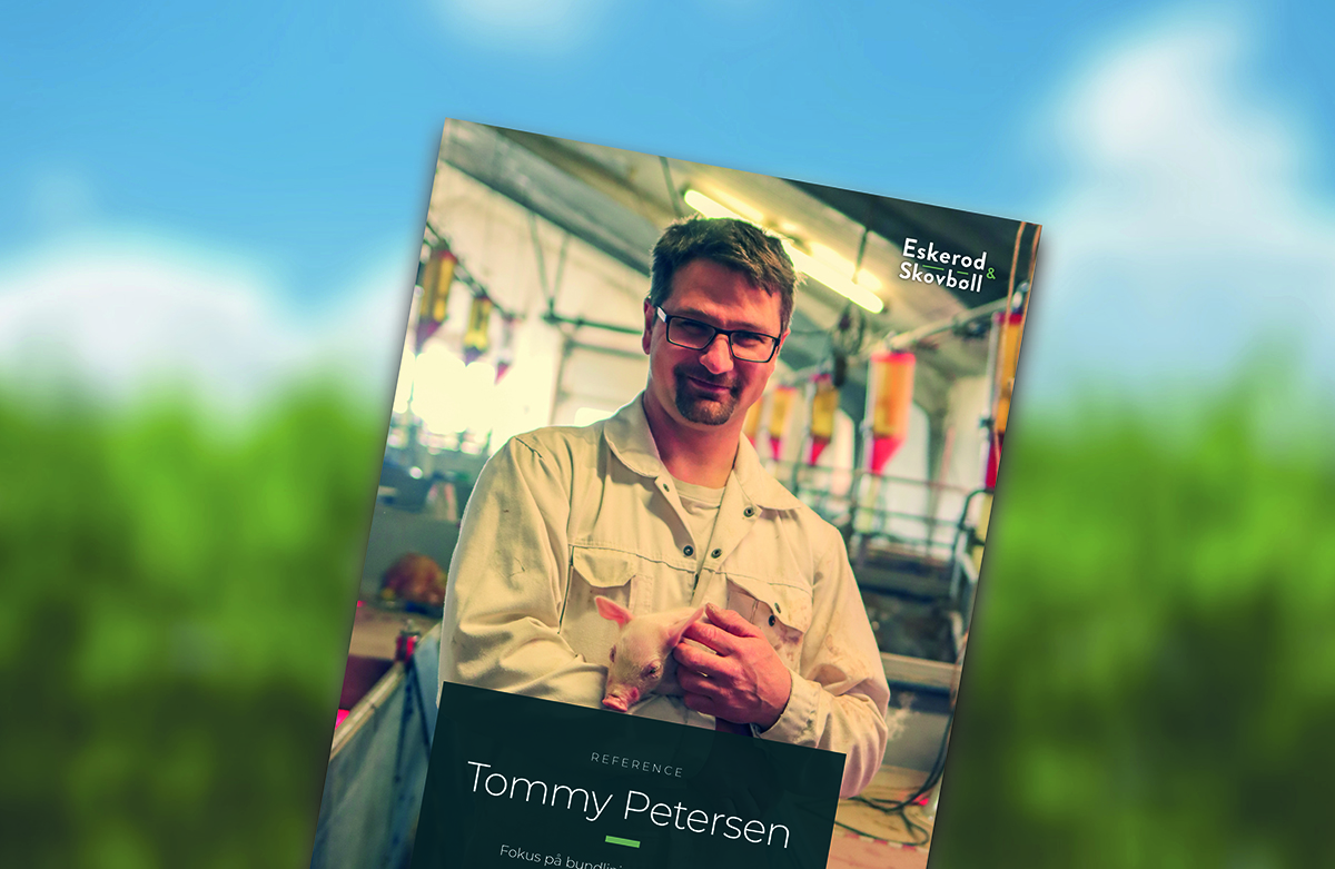 Tommy Petersen kundecase