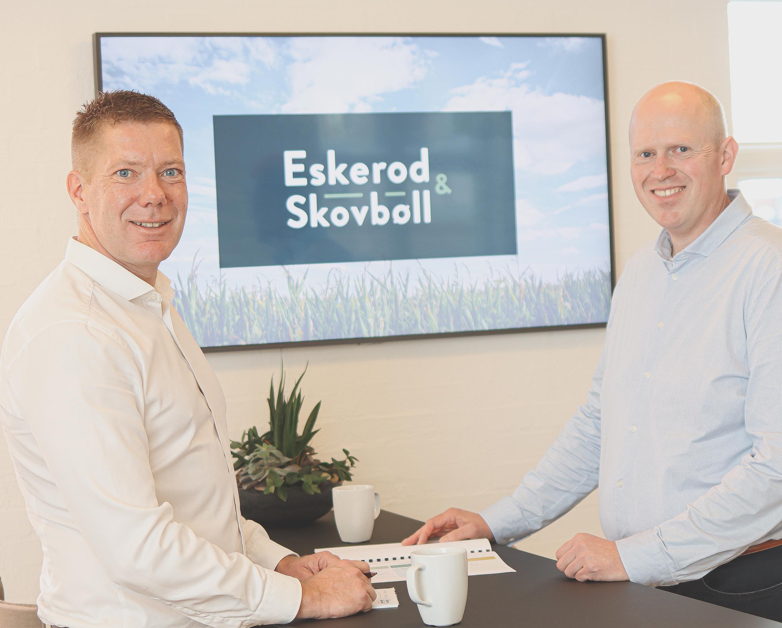 Eskerod & Skovbøll som din sparringspartner